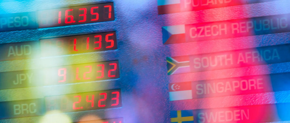 Industry trends in the foreign exchange market