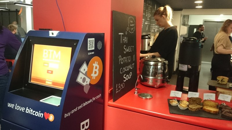bitcoin atm in london