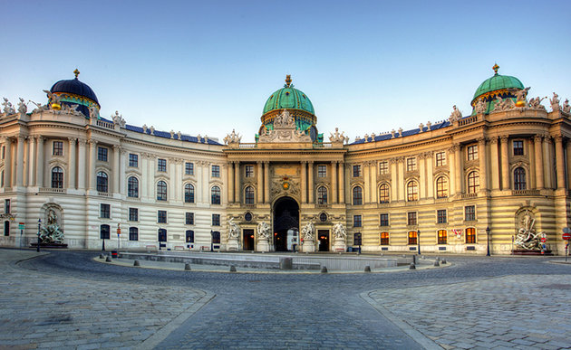 austria-vienna-hofburg