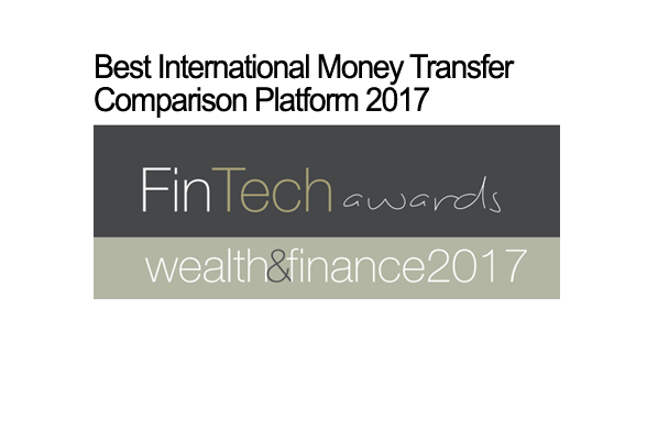 FinTech Winners Logo